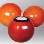 Orange Deco-Sphere