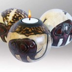 Tsonga Elephant Deco-Spheres